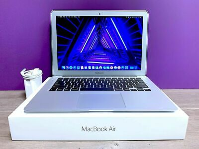 Apple MacBook Air 13 inch / CORE i5 / 3 YEAR WARRANTY / 128GB SSD / OSX-2017