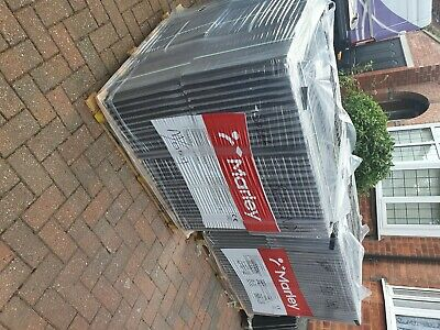 Marley Modern Concrete Roof Tiles In Smooth Grey 400 00 Picclick Uk