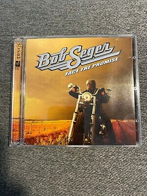 USED CD: Bob Seger Face the Promise