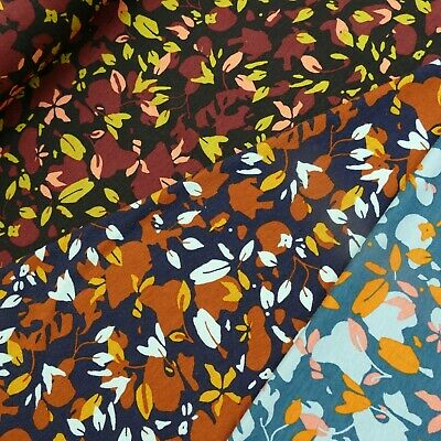 Abstract Circles Design on Poly//Viscose Devore Stretch Jacquard Jersey Fabric