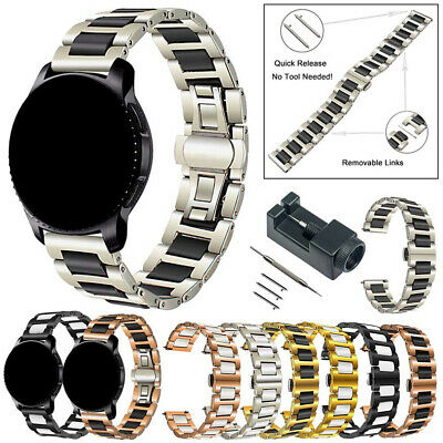 22mm Universal Watch Band Replacement Strap Bracelet For Samsung Huami Huawei