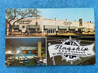 Cactus Cantina Washington DC Postcard