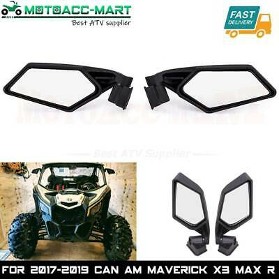 Grab Handles Hand Holder Compatible with 2017 2018 2019 2020 Can Am Maverick X3 Xds Xrs Xmr Xrc Turbo RR Handles Pair