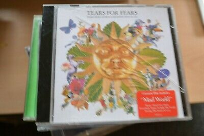 Tears For Fears    Tears Roll Down  Greatest Hits  82-92     Cd