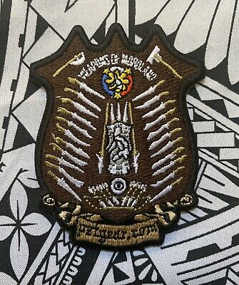 Philippines Flag Patch W// VELCRO® Brand Fastener Tactical Filipino Emblem #5