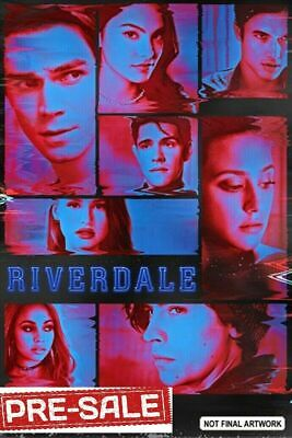 Riverdale - Season 4 (DVD)RELEASE DATE 09.10.2020 - New - Region 4 - PRESALE
