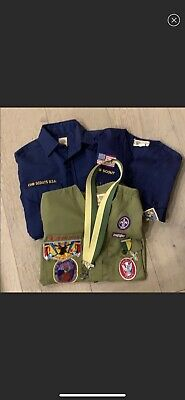 Boy Scouts Of America Vintage Shirts And Accessories