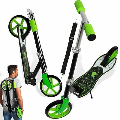 TRETROLLER CITY SCOOTER HM ACTIVE 26 20 Zoll grün Dogscooter