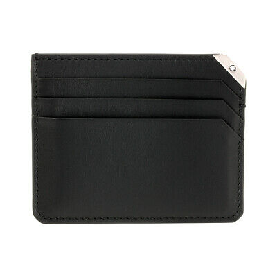 Montblanc Urban Spirit Men's Small Leather Pocket Card Holder 6CC 114674