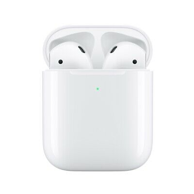 Apple AirPods 2nd Generation with Wireless Charging Case *read description*