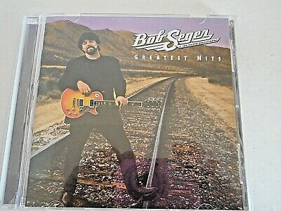 Bob Seger & The Silver Bullet Band : Greatest Hits CD--1995