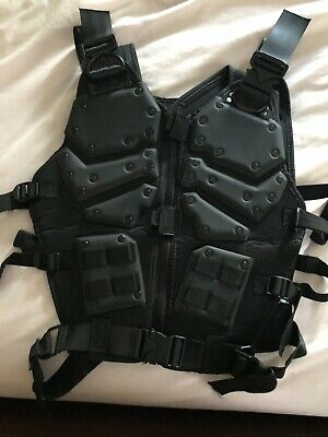 NcSTAR CVPCVDC2975B Discreet Tactical Plate Carrier, Size Small- Black