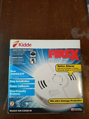 Kidde 21006377 Hardwired Combination