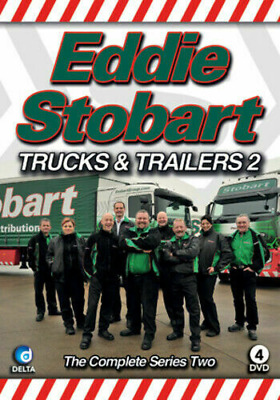 Eddie Stobart - Trucks and Trailers: The Complete Series 2 (DVD) (2011)