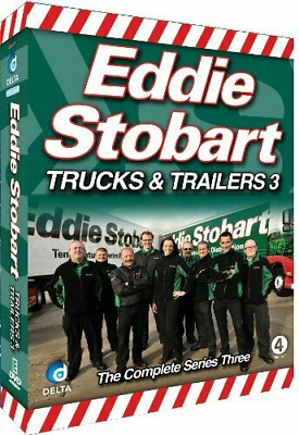 Eddie Stobart - Trucks and Trailers: The Complete Series 3 (DVD) (2012)