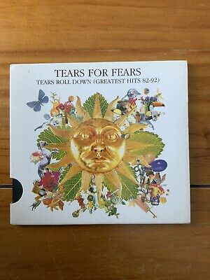 Tears For Fears - Tears Roll Down Greatest Hits 82-92 - Slider Case