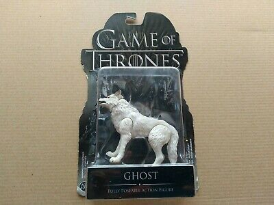 """Game Of Thrones Ghost Action Figure (Rare)  3.75"""" Funko"""