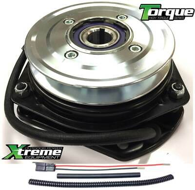 PTO Clutch for Ferris 1521145 OEM Upgrade w// Wire Harness Repair Kit