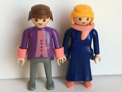 Playmobil Victorian Man Woman Police Barbarian Worker Princess Family Exclusive
