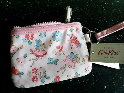 Cath kids Pink Floral Fairy Purse