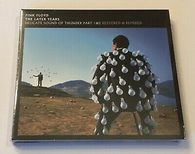 Pink Floyd Delicate Sound Of Thunder Part 1&2 Restored &Remixed 2cd Set