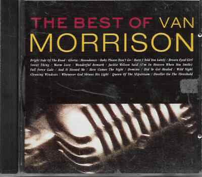 The Best of VAN MORRISON CD (1990) Moondance, Have I Told You Lately, Gloria