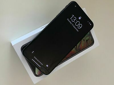 Apple iPhone XS Max - 64 GB - Space Grey (Unlocked) Excellent condition