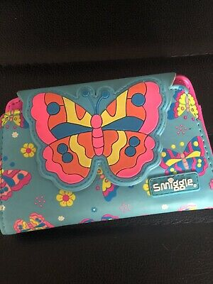 smiggle Butterfly Wallet