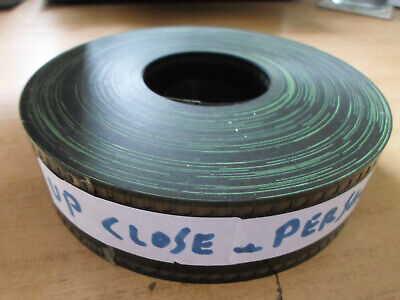 35mm  UP CLOSE & PERSONAL trailer. Robert Redford (1996). Film cells.