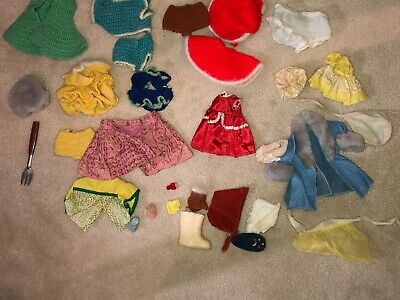 Vintage clothes for 8 inch dolls Ginny Pam Madame Alexander other dolls