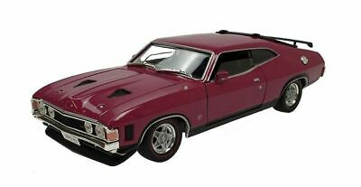 Diecast Model Car 1:32 Ford Falcon XY GTHO Track Red Boxed OzLegends Licensed