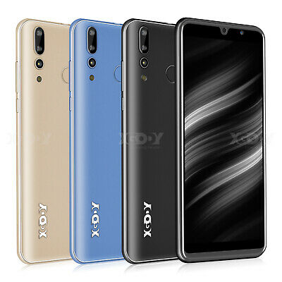 2020 New Unlocked Android 9.0 Mobile Smart Phone 6 In Dual SIM Quad Core Phablet