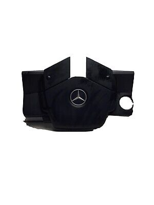 00-06 Mercedes W209 CLK500 E500 SL500 Engine Cover Air Intake Cleaner Filter OEM