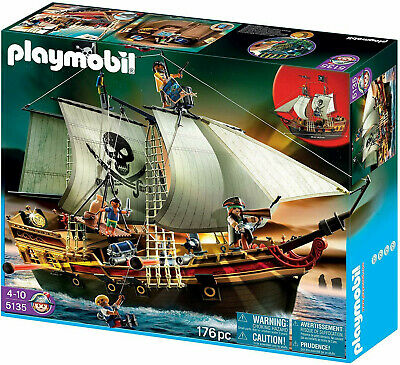 CHOICE! PLAYMOBIL PIRATES 5135 PIRATE LORD w//CHEST OR 7666 ROYAL GUARD CAPTAIN