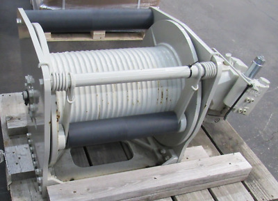 Hydraulic Planetary Winch Crane Hoist National Crane 80096105 NBT40-1