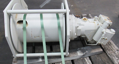 Hydraulic Planetary Winch Crane Hoist National Crane 8006149