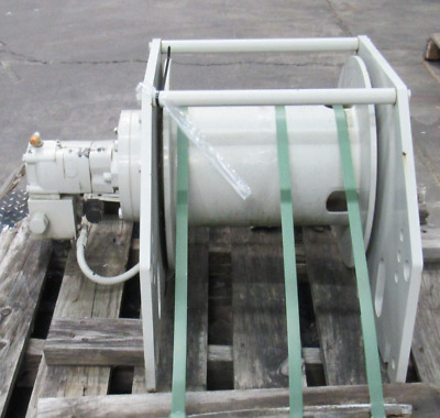 Hydraulic Planetary Winch Crane Hoist National Crane 80059296