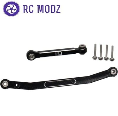 Hot Racing Aluminum Fix Link Steering Rod Axial SCX24 SXTF49X01