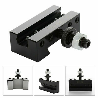 250-102 Turning Facing Holder Quick Change Lathes Tool Post Holder Durable CS
