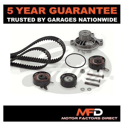 VOLVO S70 874 2.5D Timing Belt /& Water Pump Kit 97 to 00 D5252T Set Gates New