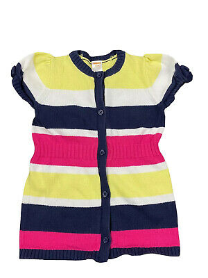 NWT Gymboree Ciao Puppy Size 5-6 10-12 Sweater Happy Girl Pullover Girls