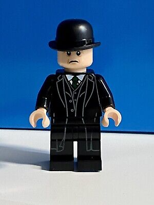 NEW LEGO MINISTER OF MAGIC MINIFIG from Hagrid/'s Hut 75947 minifigure hp182