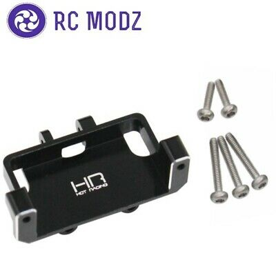 Hot Racing Aluminum Steering Servo Mount Axial SCX24 SXTF2401