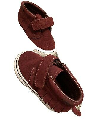 Vans Baby Girl Shoes Size 3.5