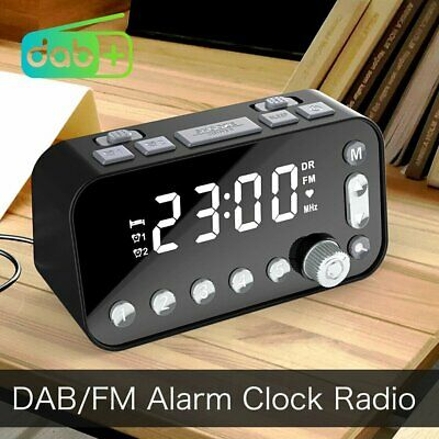 UKW USB-Ladefunktion Imperial DABMAN d15 Radiowecker Wecker Snooze DAB