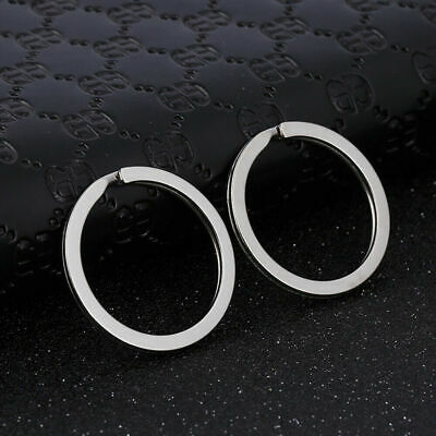 Xtra strong 10mm 13mm 16mm thick strong 180kg test stainless steel split rings