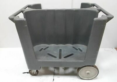 Dish Caddy / Cart Slate Grey Cambro - Used
