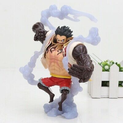 "Luffy PVC Figure Model 6.5/"" with Box Anime One Piece Monkey D"
