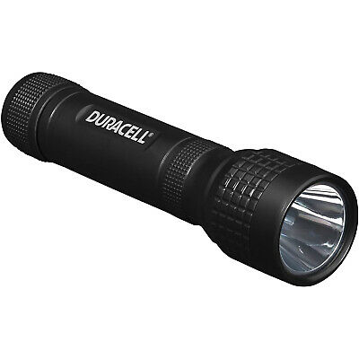 40 and 60 Lumen LED Black Duracell Flashlight Voyager EASY Series Torches 20