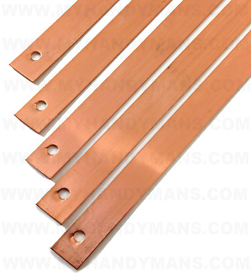 """3//4/"""" For Fibre Cement Slate Roofing Copper Disc Rivets Crampions Tingles 19mm"""